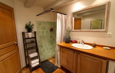 Salle de bains Tilleul