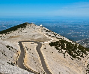 Orange, Carpentras et le Mont Ventoux